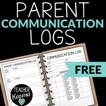 Parent Communication Tool {Documentation} Organization Forms