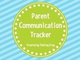 Parent Communication Tracker