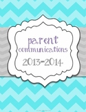 Parent Communications