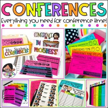 Parent Teacher Conference Bundle