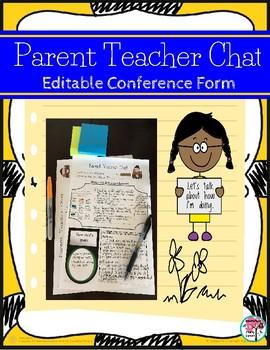Parent Conference Chat