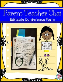 Parent Conference Chat