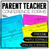 Parent Conference Pack