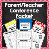 Parent Conference Pack (Freebie)