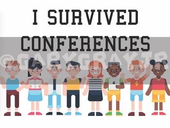 Parent Selfie Conference Posters