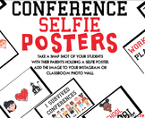 Parent Selfie Conference Posters