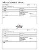 Parent Contact Form_Planner Insert