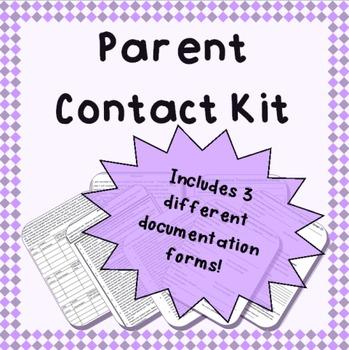Parent Contact Kit