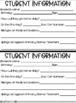 Parent Contact/ Survey