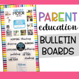 Parent Education Bulletin Boards for Early Childhood