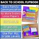 Parent Flip book Handbook (Editable)
