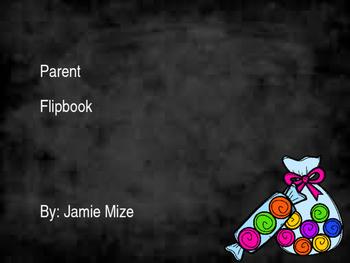 Parent Flipbook Editable