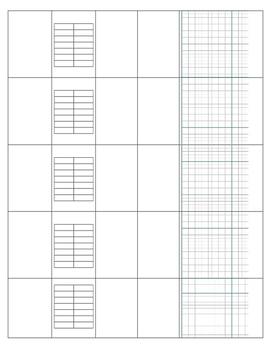 Parent Function Chart