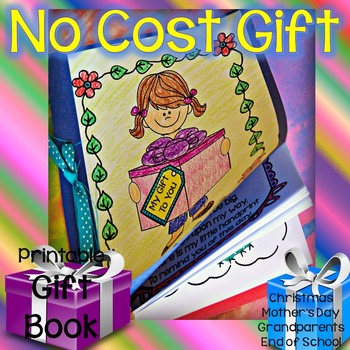Parent Gift - No Cost Gift
