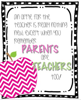 Parent Gift: Open House