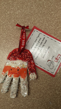 Parent Gift Santa Poem By Keep Calm And Teach Kindergarten Tpt