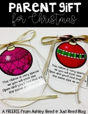 Parent Gift for Christmas *FREEBIE*