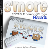 FREE - Paren't Gift - s'mores