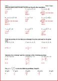 Parent Graphs (Families of Graphs) (WS)