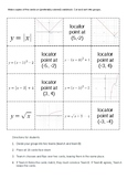 Parent Graphs & Locator Point Matching Game
