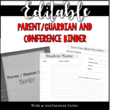 Parent/Guardian Binder
