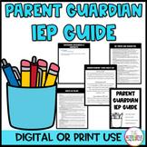 Parent  Guardian IEP Guide