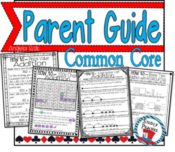 Parent Guide to Common Core Math