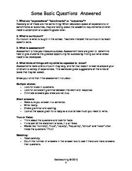 Parent Guide to EQAO Language Grade 6