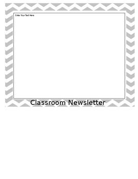 Parent Handbook, Flip Book, Editable