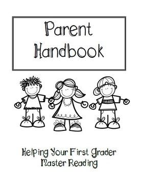 Parent Handbook for First Grade Reading