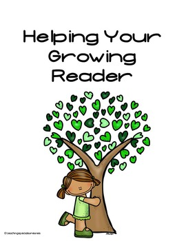 Parent Handout:  How to Help Growing Readers