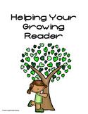 Parent Handout:  How to Help Growing Readers