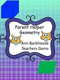 Parent Helper Geometry