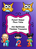 Parent Helper Place Value with 2 and 3 digit numbers
