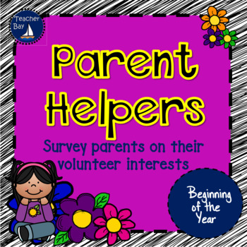 Parent Helpers