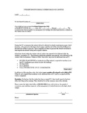 Parent In School Out of School Suspension Documentation / Letter Home