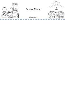 Parent Information Flip Book