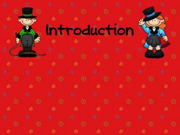 Parent Information Night Power Point Template - Circus Theme