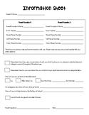 Parent Information Sheet and Permission Form