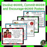 Parent Involve-MINT Poster Set