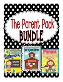 Parent Involvement BUNDLE: Open House, Back To School Night & Conferences in 1!