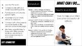 Parent Involvement Brochure