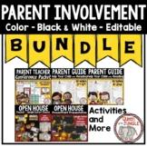 Parent Involvement Bundle