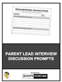 Parent Lead Interview - Discussion Prompts