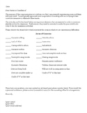 Parent Letter Addressing Student Behavior- Good and Bad