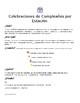 Parent Letter for Seasonal Birthday Celebrations- English