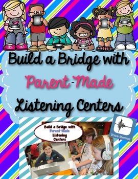 Parent-Made Listening Centers