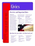 Parent Newsletters - American History
