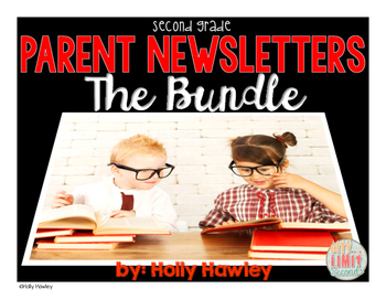 Parent Newsletters BUNDLE Lessons 1-29