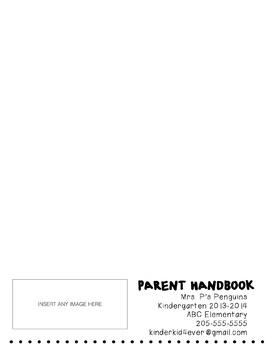 Parent Night Flipbook